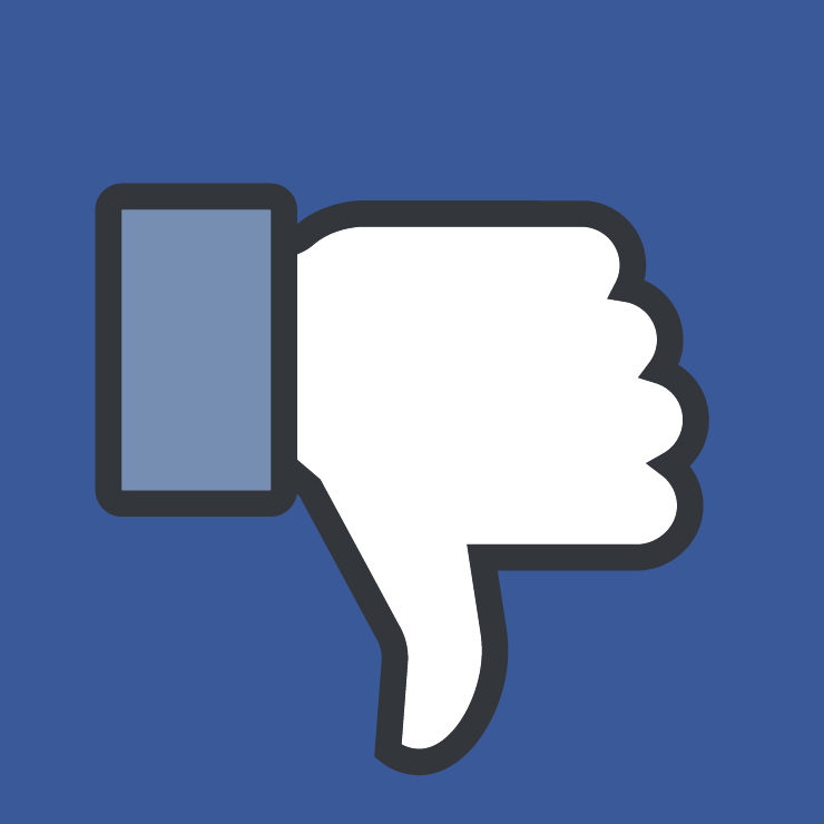 how to close down facebook page