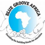 Blue Groove Africa logo: before